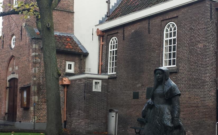 Amsterdam Pilgrims and GivingThanks