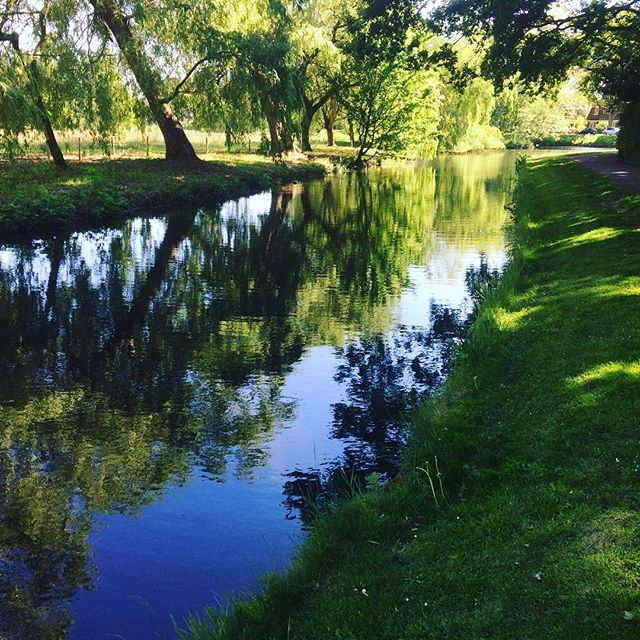 Dutch Spring #DutchScoop #Bussum #Springtime #walking #reflection